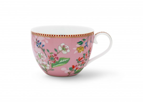 Tasse XL Hummingbirds Pink