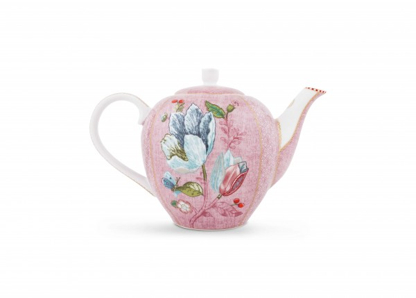 Teekanne Spring to Life Pink