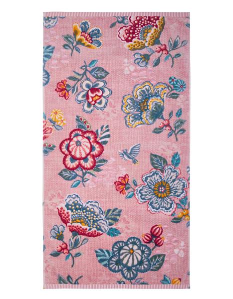 Waschhandtuch Berry Bird Pink