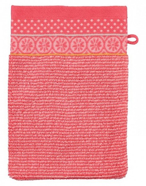 Waschhandtuch Soft Zellige Coral von PIP Studio