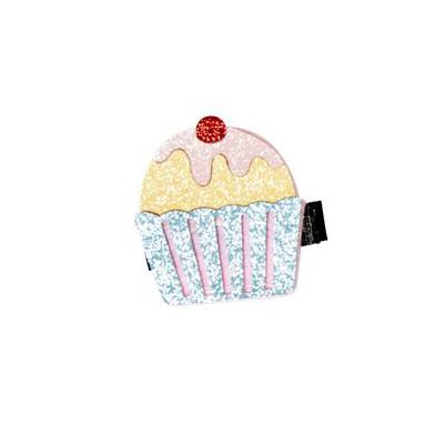 Glitzer Haarklammer Cake