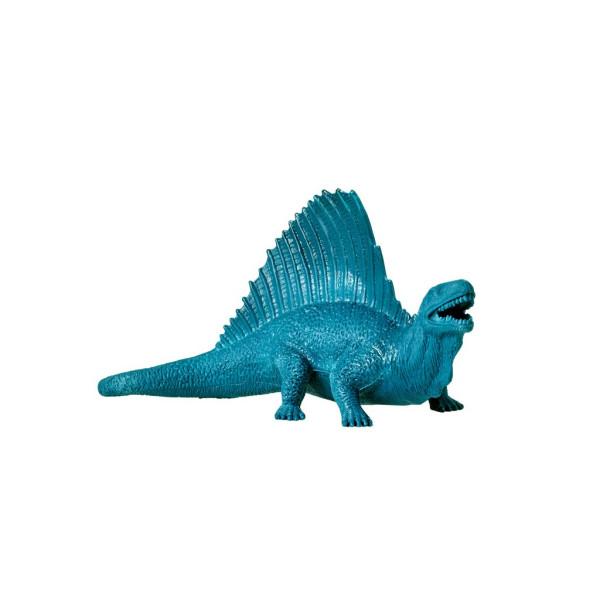 Kinder Dinosaurier Blau