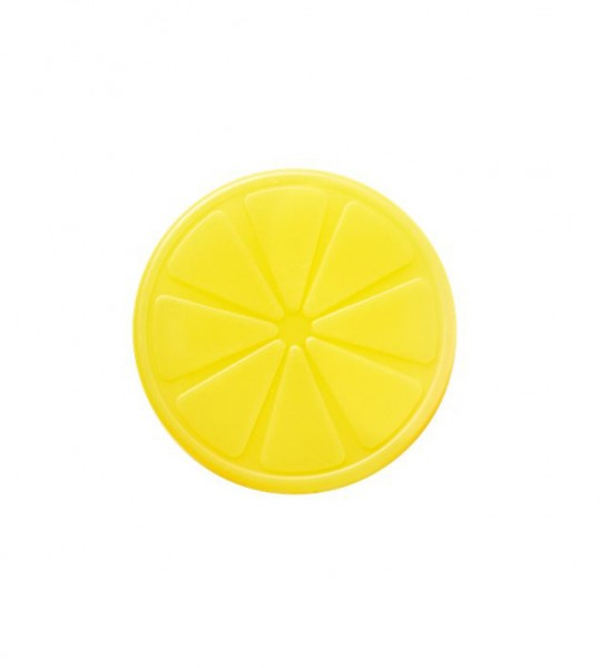 Kühlpack Zitrone Gelb von Rice
