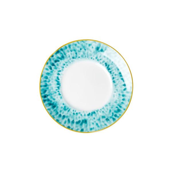 Porzellan Dessertteller Glaze Jade von Rice