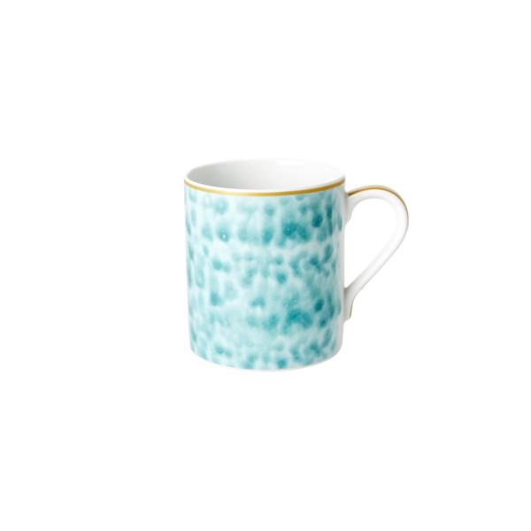 Porzellan Tasse Glaze Jade von Rice