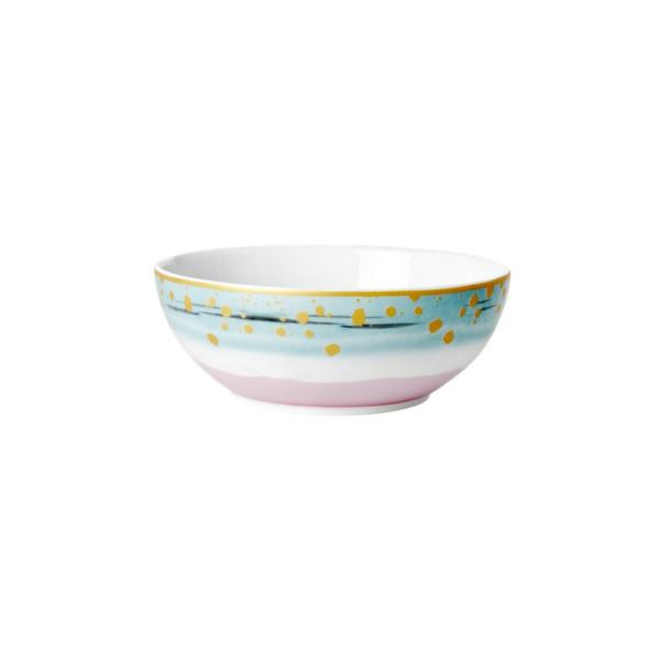 Porzellan Müslischale Dip Dye von Rice