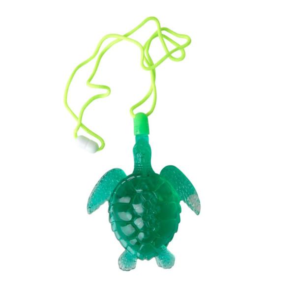 Seifenblasen Schildkröte