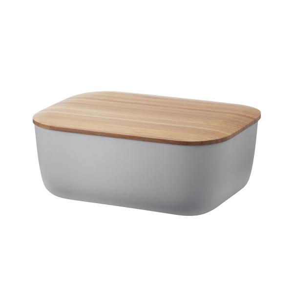 Butterdose BOX IT Grau