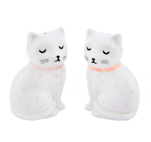 Salz & Pfeffer Streuer Cutie Cat von Sass & Belle