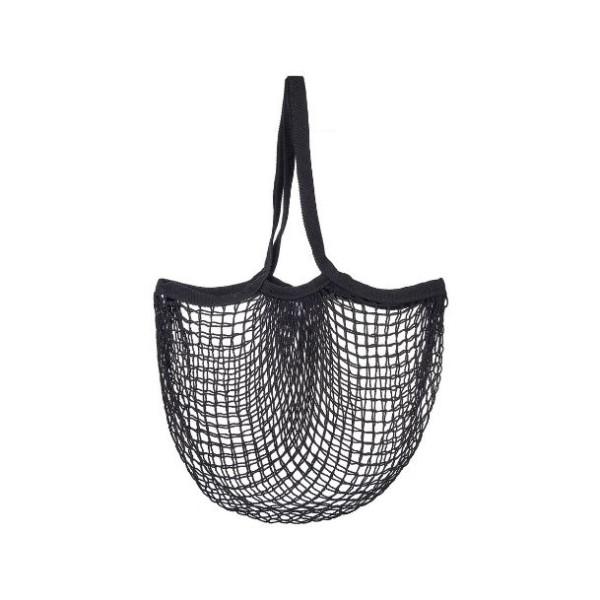 Einkaufstasche Schwarz von Sass & Belle
