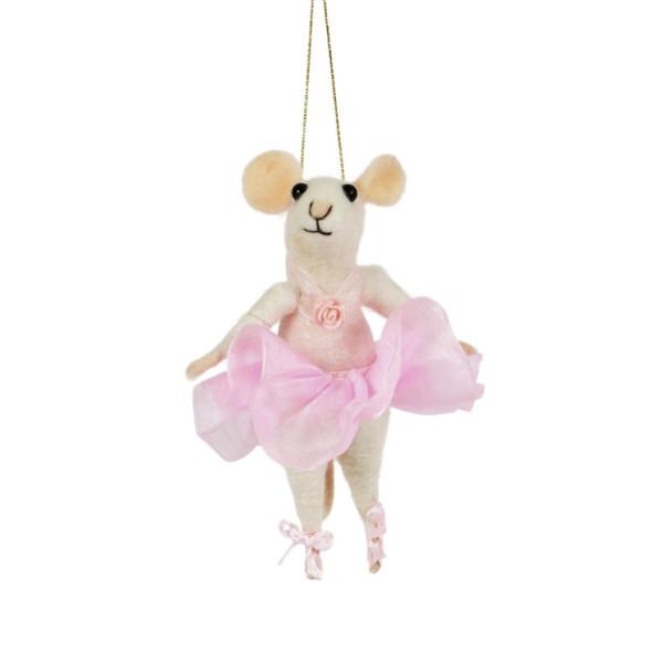 Anhänger Ballerina Maus von Sass & Belle