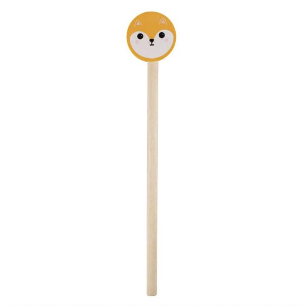 Bleistift Fuchs Hiro