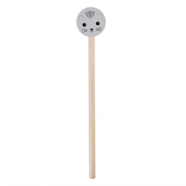 Bleistift Katze Nori