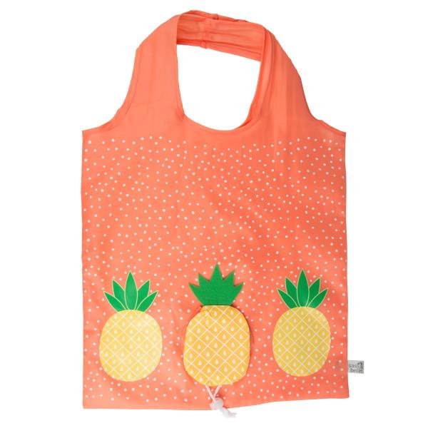 Einkaufstasche Tropical Ananas