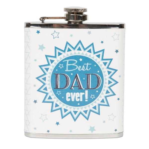 Flachmann Best Dad Ever
