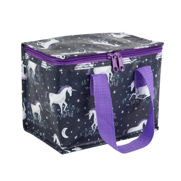 Kleine Kühltasche Starlight Einhorn