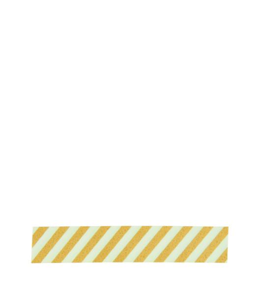 Tape Streifen Gold Mint