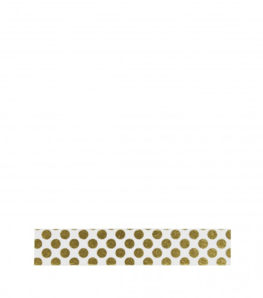 Tape Dots Gold