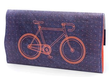 Tabakbeutel Bike