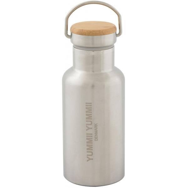 Thermosflasche mit Bambus Deckel 350ml von Yummii Yummii