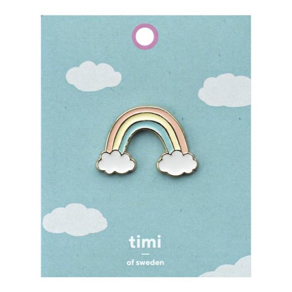 Pin Regenbogen von Timi