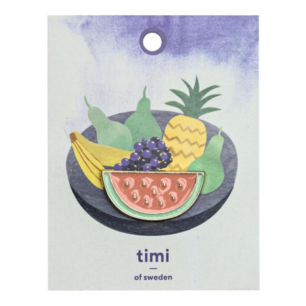 Pin Wassermelone von Timi