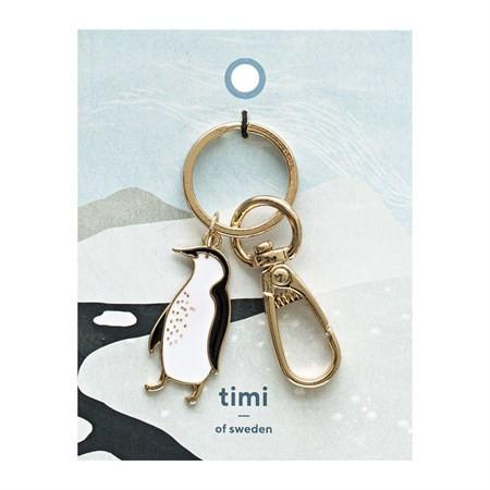 Schlüsselanhänger Pinguin von Timi