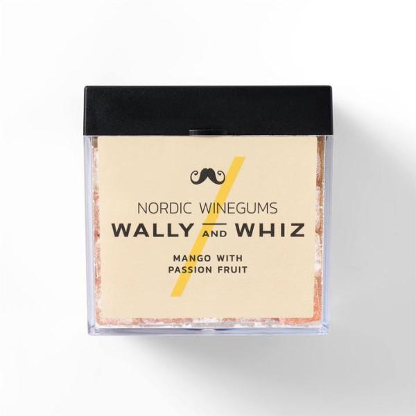Vegane Fruchtgummis Mango mit Passionsfrucht von Wally And Whiz