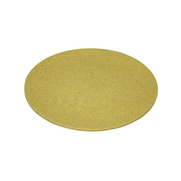 Teller SMALL BITE Gelb von Zuperzozial