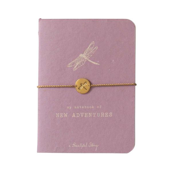 A Beautiful Story Notizbuch New Adventures