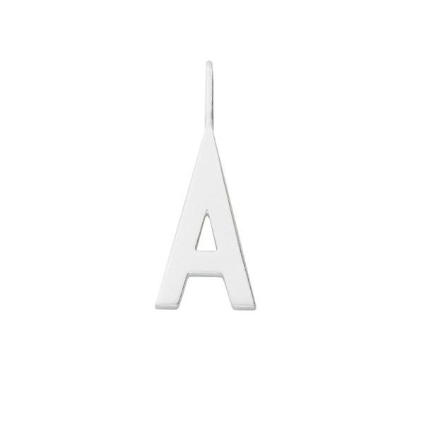 Anhänger A Silber von Design Letters