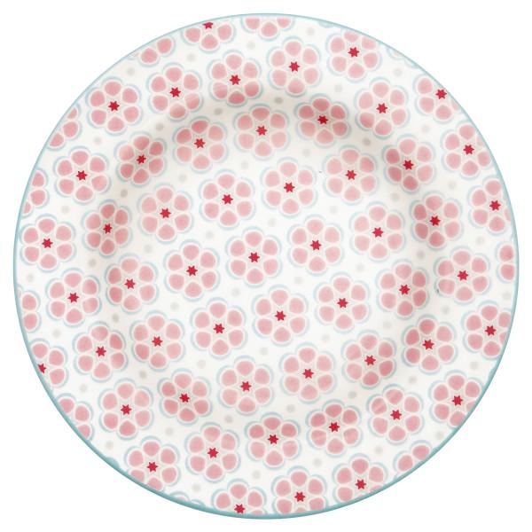 Kleiner Teller Leah Pale Pink von GreenGate