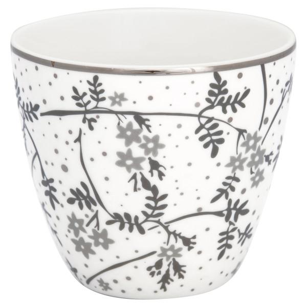 Latte Cup Amira White von GreenGate