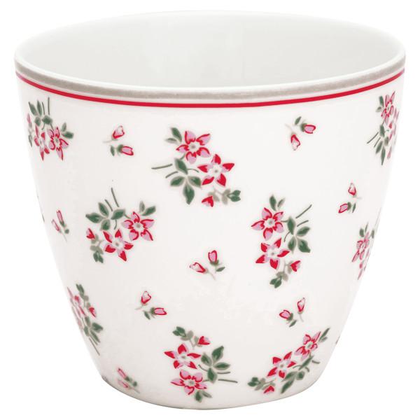 Latte Cup Avery White von GreenGate