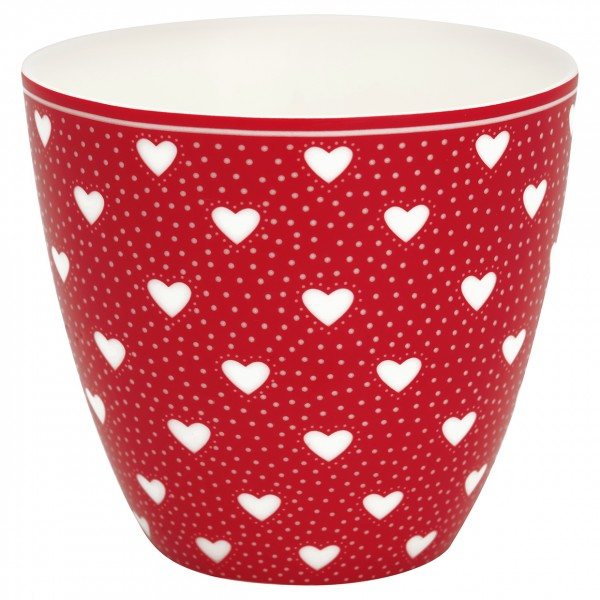 Latte Cup Penny Red von GreenGate