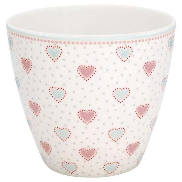 Latte Cup Penny White von GreenGate