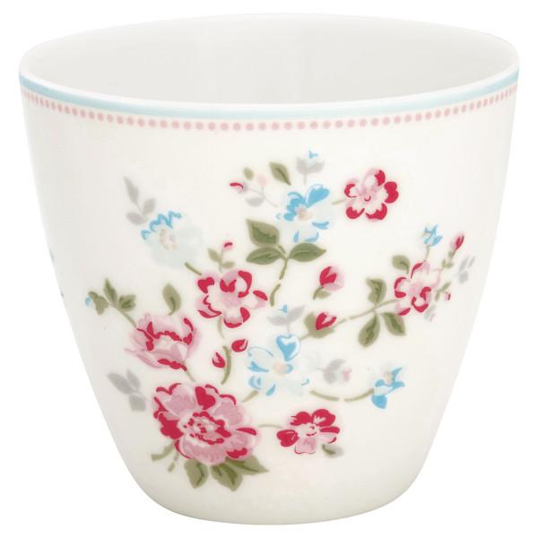 Latte Cup Sonia White von GreenGate