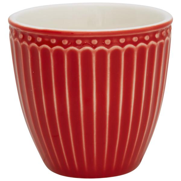 Mini Latte Cup Alice Red von GreenGate