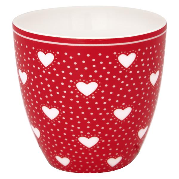 Mini Latte Cup Penny Red von GreenGate