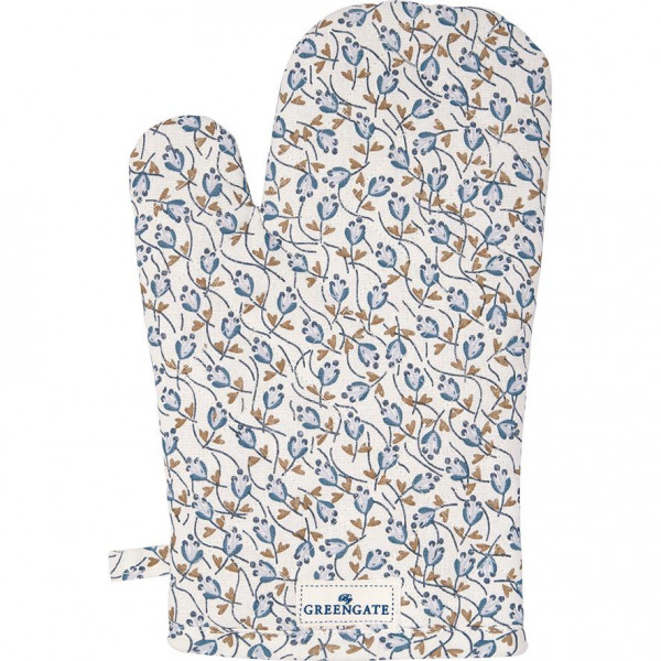 GreenGate Grillhandschuh Addison White