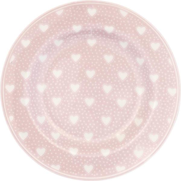 GreenGate Kleiner Teller Penny Pale Pink