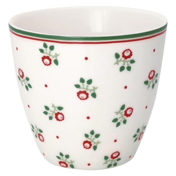 GreenGate Latte Cup Abi Petit White