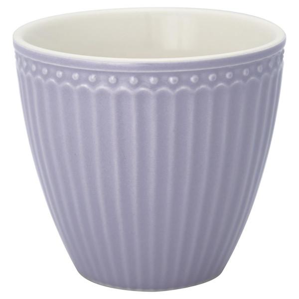 Latte Cup Alice Lavender von GreenGate