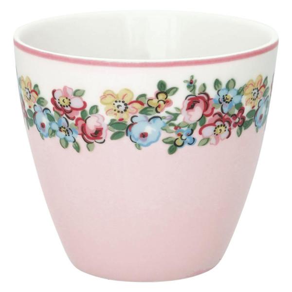 GreenGate Latte Cup Madison White