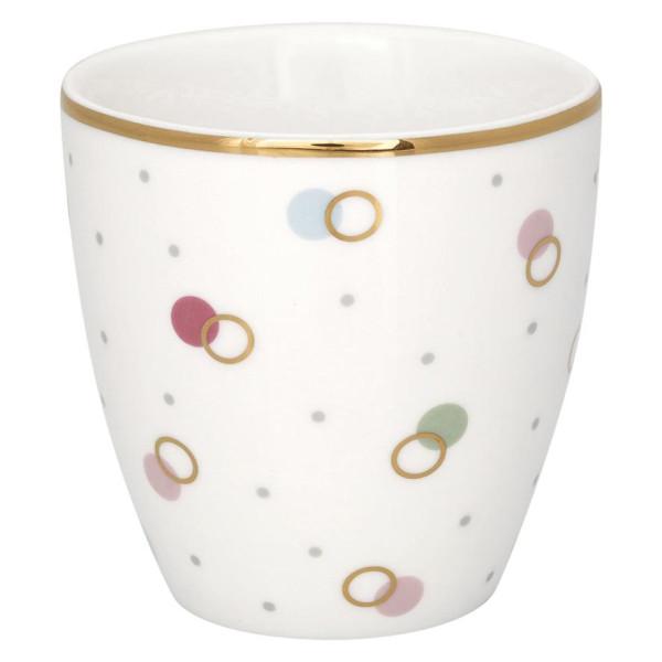 GreenGate Mini Latte Cup Kylie White
