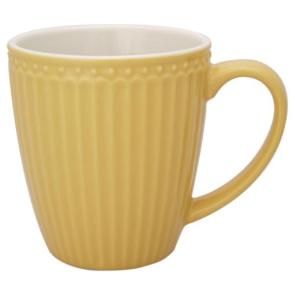 GreenGate Tasse Alice Honey Mustard