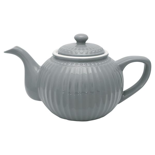 Teekanne Alice Stone Grey von GreenGate