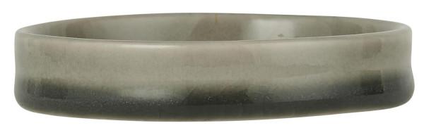 IB Laursen Kerzentablett Grau