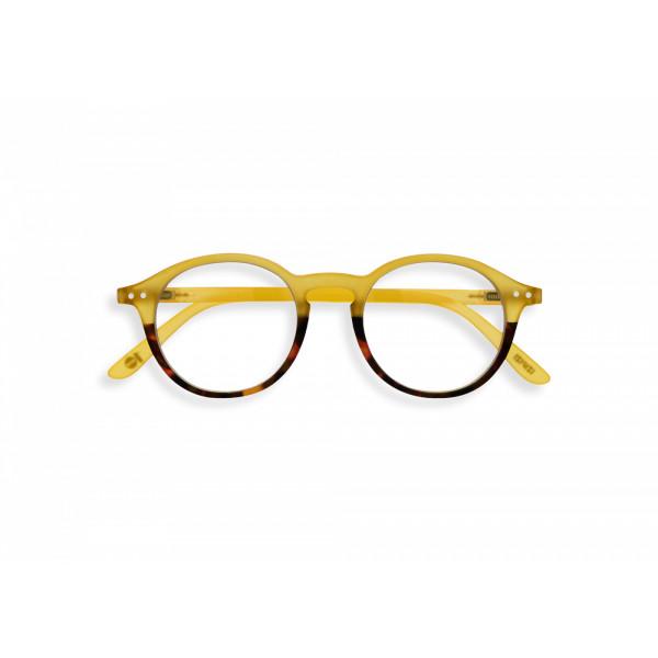 Lesebrille #D Yellow 10 +1,00 von Izipizi