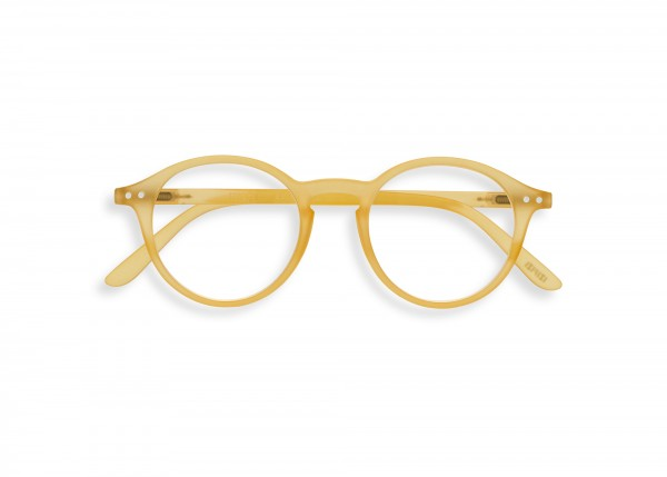 Lesebrille #D Yellow Honey + 1,0 von Izipizi
